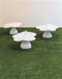 piss flowers (3 parts) by helen chadwick