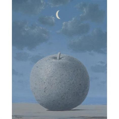 Souvenir de voyage by René Magritte on artnet