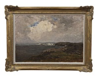 coastal scene, co. clare by nathaniel hone the younger