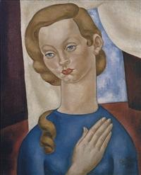 figura de mujer by alfredo guttero