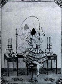 vor dem spiegel by mela koehler