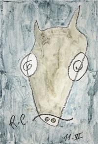 le cheval bleu by rené char