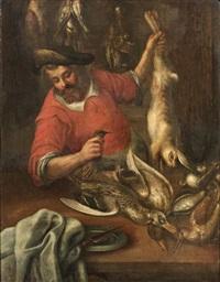 le retour de la chasse by joachim von sandrart the elder