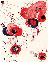 for st. gallen by sam francis