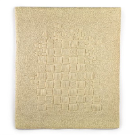 hieroglyph by sheila hicks