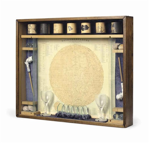 magic soap bubble set by joseph cornell