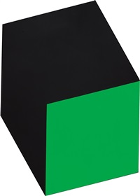 green black by ellsworth kelly
