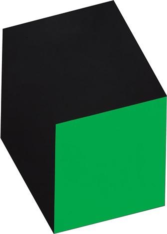 green black by ellsworth kelly