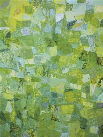 sensibility green summer serenades by reza derakshani