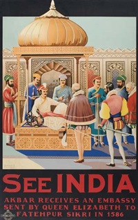 see india by donald cameron