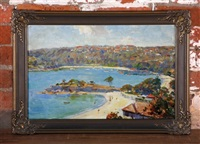 balmoral beach, sydney by robert richmond campbell