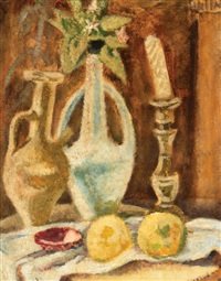 still life by arieh allweil