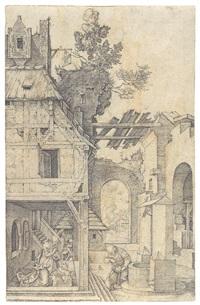 die geburt christ by albrecht dürer