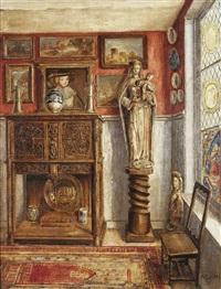 l'intérieur d'un collectionneur by alexander louis lion