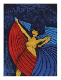salomé, 1983 by rufino tamayo
