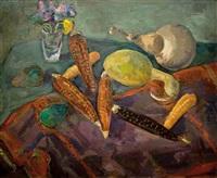 still life with vegetables by leo kahn