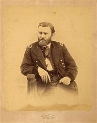 general ulysses s. grant by alexander gardner