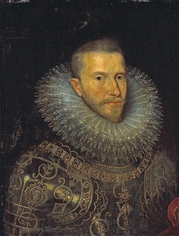 a portrait of albert vii archduke of austria by frans pourbus unattributable