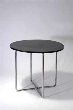 Tisch B 27 (variante) By Marcel Breuer