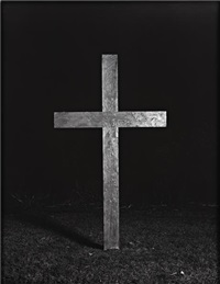 untitled (cross ii) by max snow