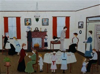 the christening party by roma higgins