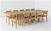 dining chairs (set of 10) by aino aalto