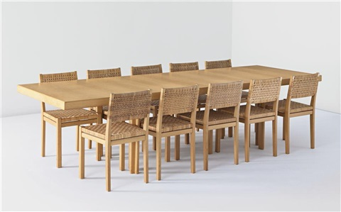 dining chairs set of 10 by aino aalto