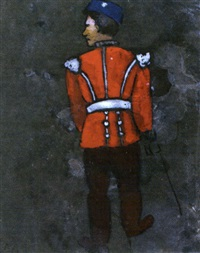 militaire by alexis merodack-jeaneau