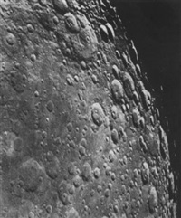photographie lunaire. janssen - barocius - mutus by pierre puiseux