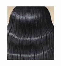 black hair by domenico gnoli