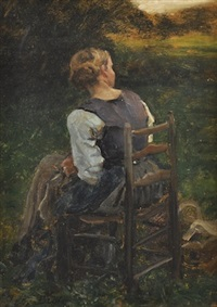 untitled by jules breton