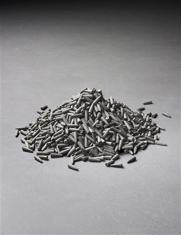 seeds by antony gormley
