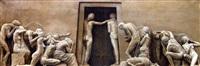 le tombeau d'alembert (?) by rudolf jettmar