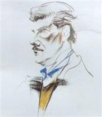 retrato de acquarone by julio martinez howard