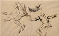 académie d'homme by louis a. f. (jean-louis) janmot