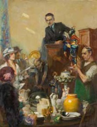 the auctioneer by john henry amshewitz