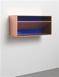 untitled (bernstein 81-4) by donald judd