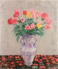 roses by junji yoshii