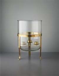 photophore candle holder by gabriella crespi