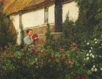 i rosentiden by cilius (johannes konrad) andersen