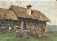 altes bauernhaus by robert voit