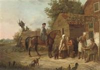 at the inn by jacob akkersdijk