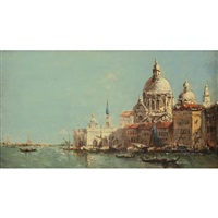 view of venice by nicholas briganti