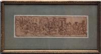frise d'apothéose by raymond de lafage