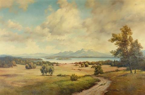 canadian landscape by per ewert
