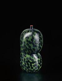 unique vase, model no. 2, from the 'respiro' series by yoichi ohira