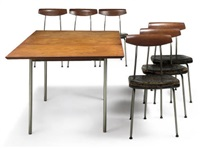 dining suite (set of 7) by john & sylvia reid