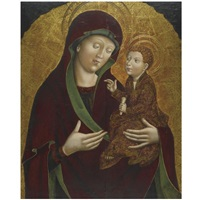 the virgin and child by austrian school-tyrolean (15)