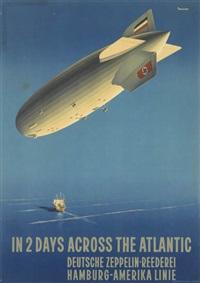 in 2 days across the atlantic by ottomar anton