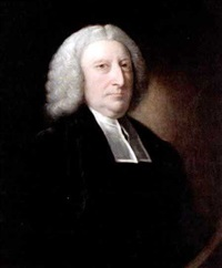 portrait of the rev. thomas alleyne of loughborough by john astley